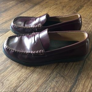 Sperry Topsider Colton Loafers Leather Sz 6